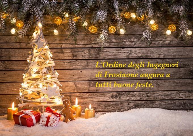 Auguri di Buon Natale.